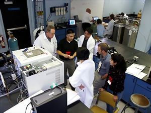 Mass Spec training course in Stockton, California
